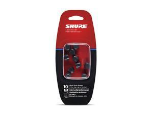 Shure EABKF1-10M Medium Foam Sleeves