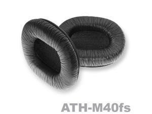 Audio Technica Replacement Ear Pads (Pair) for ATH-M40fs Headphones