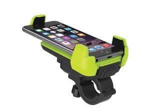 iOttie Active Edge Bike & Bar, Motorcycle Mount for iPhone 5/5C/5S/6/6S/SE, Galaxy S5/S6/S7, S6/S7edge - Electric Lime