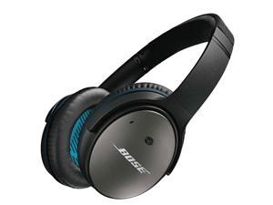 Bose Quiet Comfort 25 Acoustic Noise Cancelling Headphones-Black-Samsung & Android Devices