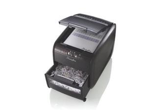 Swingline SWI1757572 Stack-and-Shred 60X Hands Free Shredder, Cross-Cut, 60 Sheets