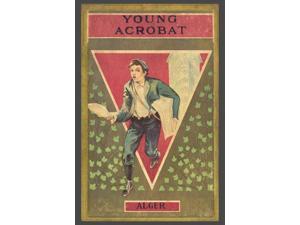 Buyenlarge - 21496-1CG28 - Young Acrobat 28x42 Giclee on Canvas