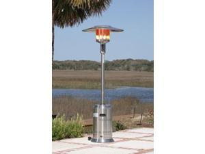 Fire Sense - 01775 - Fire Sense Stainless Steel Commercial Patio Heater