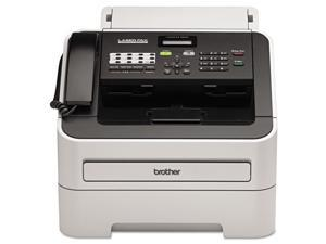 Brother International - FAX2840 - Brother IntelliFax-2840 High-Speed Laser Fax - Laser - Monochrome Sheetfed Digital