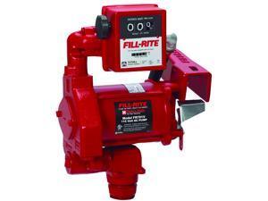 Fill-Rite - FR701V - Fuel Transfer Pump, 1/3 hp, 18 gpm