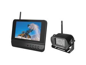 Boyo - VTC700R - BOYO VTC700R 7 2.4GHz Digital Wireless Rearview System