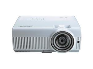 Acer - MR.JGR11.00A - Acer S1213Hne 3D Ready DLP Projector - 720p - HDTV - 4:3 - 2.6 - UHP - 190 W - NTSC, PAL, SECAM -