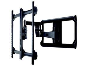 "SANUS SYSTEMS VLF220-B1 Black 37""-56"" Full-Motion Wall Mount"
