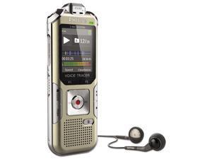 Philips - PSPDVT650000 - Voice Tracer 6500 Digital Recorder, 4 GB Memory, Gold