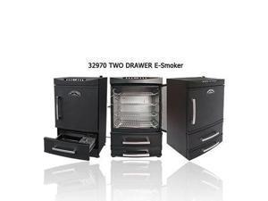 Landmann - 32970 - 32 Electric Smoker w 2Drwr