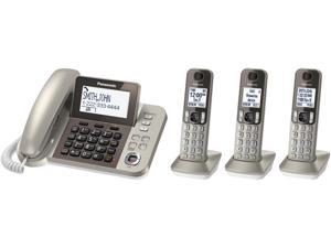 Panasonic  KX-TGF353N  Corded Phone w3 Cordless Hdset
