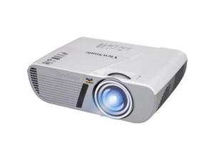 Viewsonic - PJD5553LWS - Viewsonic LightStream PJD5553LWS 3D Ready DLP Projector - HDTV - 16:10 - Front - 5000 Hour