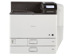Ricoh - 407802 - Ricoh Aficio SP C830DN Laser Printer - Color - 1200 x 1200 dpi Print - Plain Paper Print - Desktop - 45