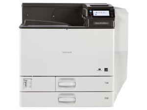 Ricoh - 407803 - Ricoh Aficio SP C831DN Laser Printer - Color - 1200 x 1200 dpi Print - Plain Paper Print - Desktop - 55