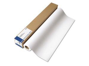 Epson - S045245 - Epson Signature Worthy Canvas - 44 x 40 ft - 420 g/m Grammage - Soft Gloss - 1 Roll - Bright White