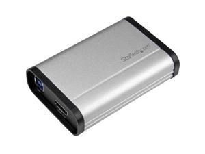 StarTech USB32HDCAPRO USB 3.0 Capture Device for High-Performance HDMI Video - 1080p 60fps - Aluminum