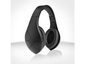 Velodyne vBold Over-Ear Wireless Bluetooth Headphones (Matte Black)