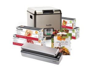 SousVide Supreme Water Oven Deluxe Promo Pack for Sous Vide Cooking