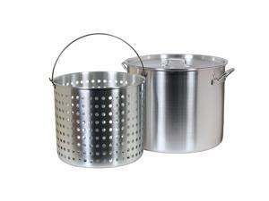 Brinkmann 812-9160-S 60qt boiling pot w/basket