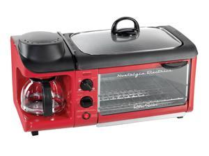 Nostalgia Electrics  BSET300RETRORED  Red  Specialty Appliance