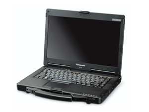 "Panasonic CF-53 Intel Core i5-3340M 2.7GHz - 4GB RAM - 320GB Storage - Graphics 4000 14.0"" HD LED-Backlit Display Toughbook ..."