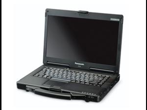 "Panasonic CF-53 Intel Core i5-3340M 2.7GHz - 4GB RAM - 320GB Storage - Graphics 4000 14.0"" HD LED-Backlit Display Toughbook ..."