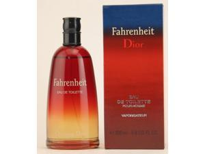Fahrenheit By Christian Dior - Edt Spray 6.8 Oz