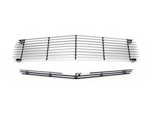 Fits 1974-1977 Chevy Camaro Billet Grille Combo  #35;C81250A