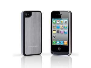 Prolix Power iPhone 4/4S External Battery Case - Fits all versions of iPhone 4 - Aluminum (Silver)