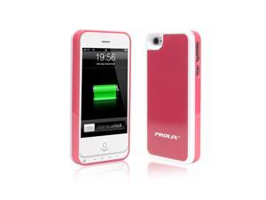 Prolix Power iPhone 4/4S External Battery Case - Fits all versions of iPhone 4 - (Pink)