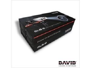 David Vision Structured Light 3D Scanner 2 - Scans size 60mm-500mm