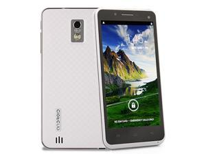 CUBOT M6589 4.7 Inch Android 4.2 4G ROM MTK6589 Smart Phone Black