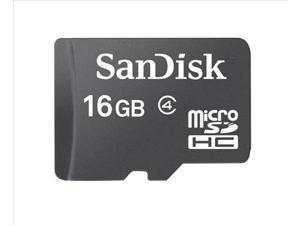 SanDisk 16GB Class 4 Micro SD SDHC MicroSD Memory Card 16 G GB 16G TF