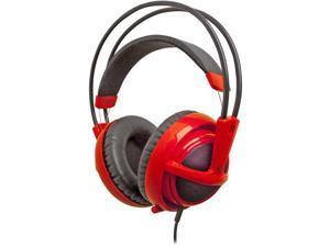 Siberia V2 Full Size Headset - Red