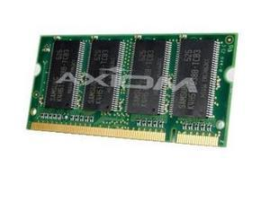Axiom 1GB 200-Pin DDR SO-DIMM DDR 400 (PC 3200) Notebook Memory Model 311-3408-AX