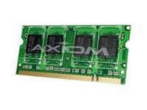 Axiom 1GB 200-Pin DDR2 SO-DIMM DDR2 533 (PC2 4200) Notebook Memory Model CF-WMBA501G-AX