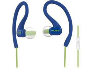 Fit Clip with Mic Blue