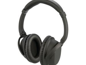 Bluetooth(R) Noise-Canceling Headphones with Microphone & Auxiliary Input - IAHP86B
