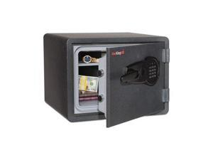 Fireking One Hour Fire Safe and Water Resistant with Electronic Lock - FIRKY09131GREL