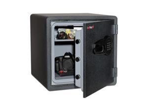 Fireking One Hour Fire Safe and Water Resistant with Electronic Lock - FIRKY13131GREL
