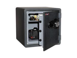Fireking One Hour Fire Safe and Water Resistant with Combo Lock - FIRKY13131GRCL