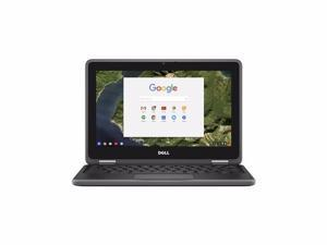 Dell - 83C80 - Chromebook 3180 11.6in Non Tch Celeron N3060 4gb 16gb 1yr Mi