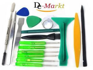Demarkt 17 in 1 BST-602 Professional Repairing Tool Kit Set For iPhone iPad HTC Samsung Mobilephone