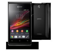 Sony Xperia E (C1504) Black - OEM