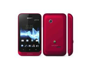 Sony Xperia Tipo (ST21a) Deep Red - OEM