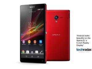 Sony Xperia ZL (C6502) Red HSPA+ - OEM