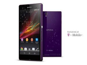 Sony Xperia Z (C6602) Purple - OEM