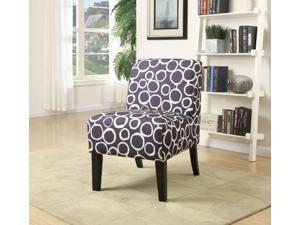 1PerfectChoice Ollano Fabric Accent Chair