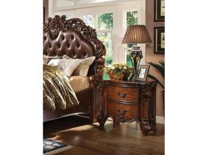 1PerfectChoice Vendome Traditional Cherry 2-Drawer Night Stand