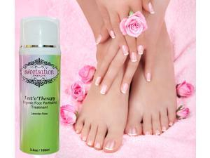Sweetsation Therapy Feet'o'Therapy Organic Foot perfecting treatment, 3.3oz NEW